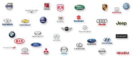 Dealers By Manufacturer